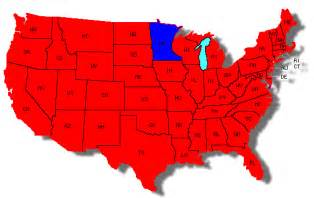 1984 Election Map by Election Of 1984 1984 Presidential Election