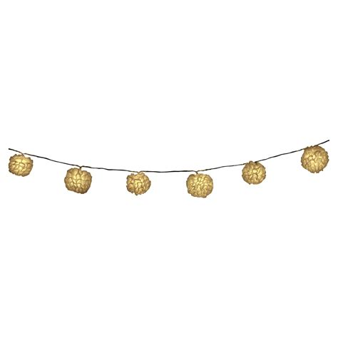 10 light string 10 string led lights battery floral wedding lighting