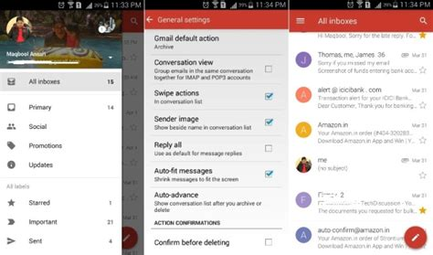 gmail apk gmail apk with all inboxes feature techdiscussion downloads