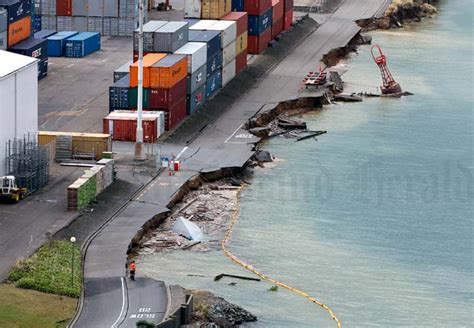 Earthquake Wellington | wellington earthquake damage historic earthquakes te