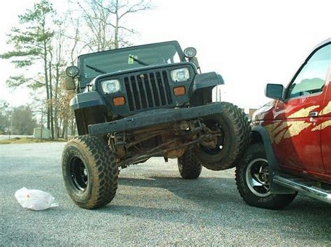 Pimp My Ride Jeep Wrangler Another Gscctroll 1995 Jeep Wrangler Post 2239980 By