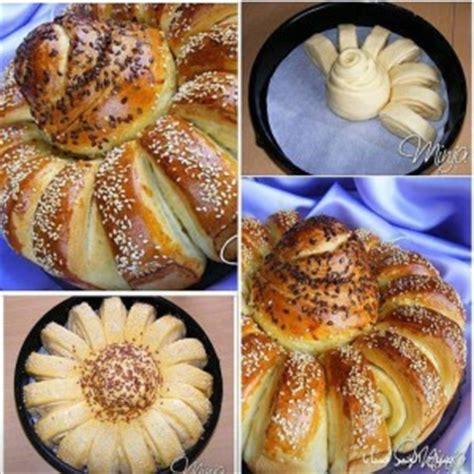 pan brioche a fiore come fare fiore di pan brioche spettegolando
