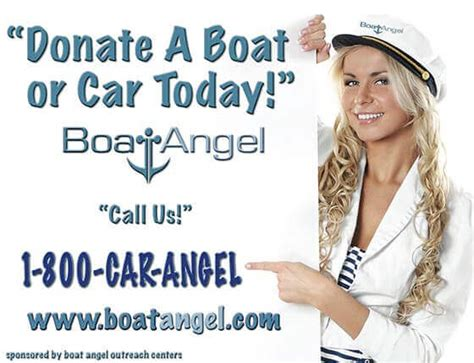 boat donations donate boat to charity boat angel - Boat Angel Model