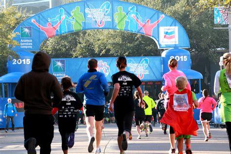 Chevron Houston Marathon by Media Center Chevron Houston Marathon