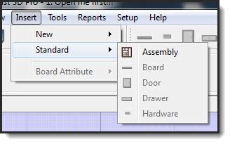 software menu design guidelines using standards in woodworking design software sketchlist 3d