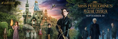 S Home miss peregrine s home for peculiar children 2016