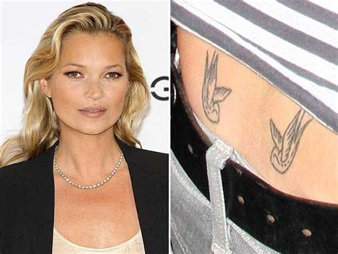 kate moss tattoo 184 best best tattoos designs images on