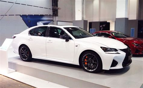 gsf lexus white autos ca forum test drive 2016 lexus gs f