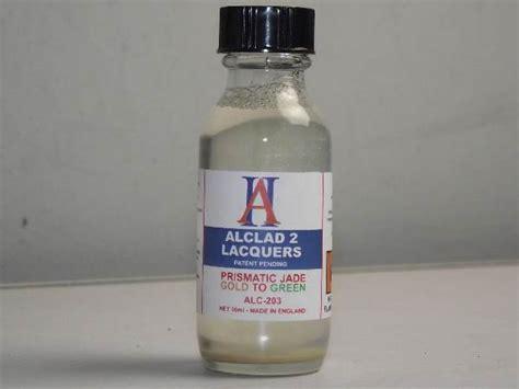 Alclad 705 Lemon Yellow Enamel alclad 2 30ml 203 jade green to gold prismatic finishes