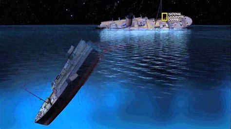 titanic boat youtube 2012 titanic sinking simulation youtube
