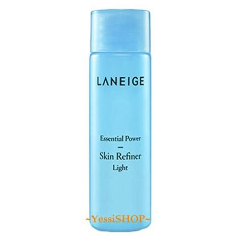 Harga Laneige Power Essential Skin Refiner laneige essential power skin refiner light for