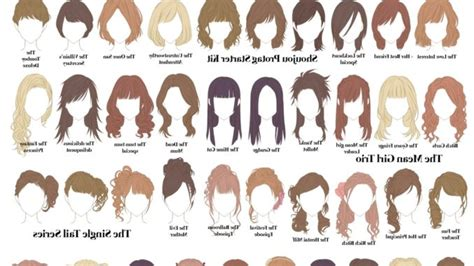 list of hairstyles and their names hairstyle names and fade haircut