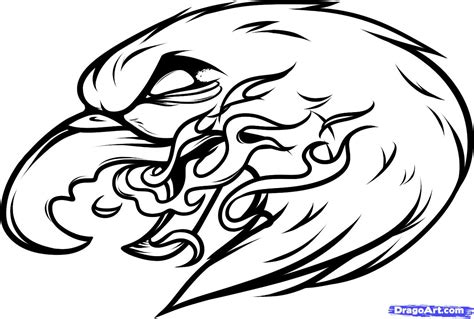 Easy Designs You Can Draw by Easy Eagle Drawing 7 How To Draw An Eagle Eagle