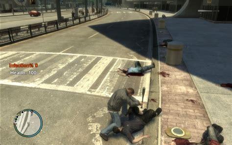 tutorial mod zombie gta 4 gta gaming archive