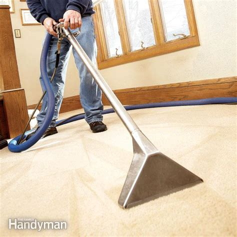 how to clean a white rug at home carpet cleaning tips for lasting carpet the family handyman