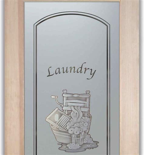 Interior Laundry Room Doors Laundry Room Door Thru The Wringer 2d Traditional Interior Doors Other Metro By Sans