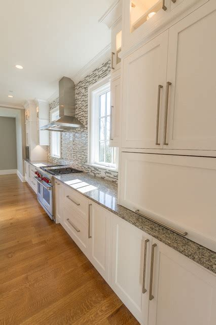 appliance garage traditional kitchen dc metro