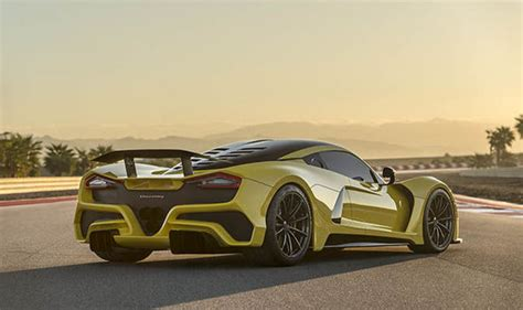 hennessey koenigsegg koenigsegg agera rs record could be beaten by