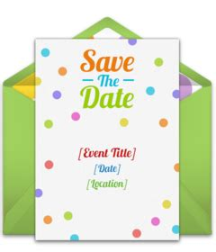 birthday save the date card templates free save the date template save the date template