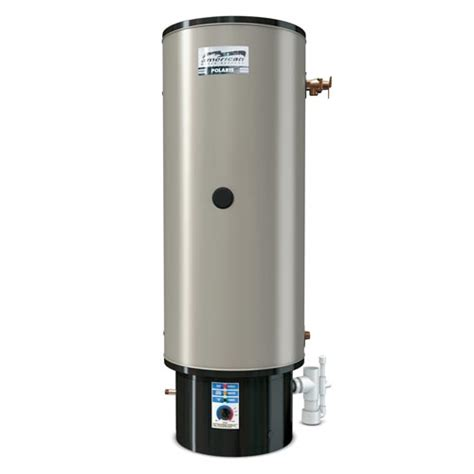 Water Heater Ph 5rx polaris by american residential 34 gallon gas 150 000 btu