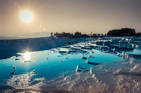 pamukkale springs pamukkale springs attraction in turkey