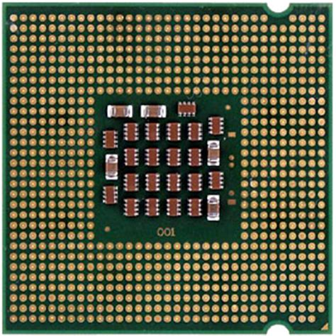 Sockel 775 Prozessor by New Intel Socket 775 Processors A Successful Start And A Hint At Future Progress