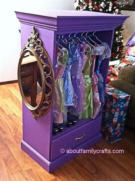 girls dress up armoire dress up armoire as seen on pinterest about family crafts