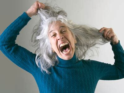 how to bring out the grey in hair does stress really make your hair go gray faster