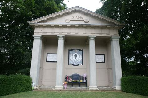 diana burial princess diana found a gravefound a grave