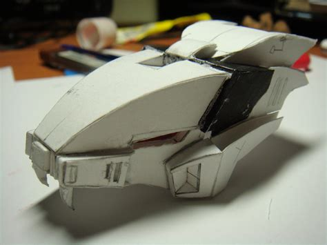 Zoid Papercraft - my zoid papercraft design2 by loone wolf on deviantart