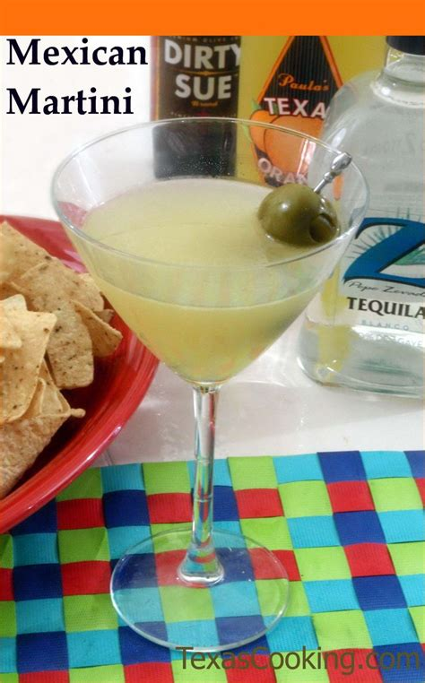 mexican martini mexican martini recipe martinis and mexicans