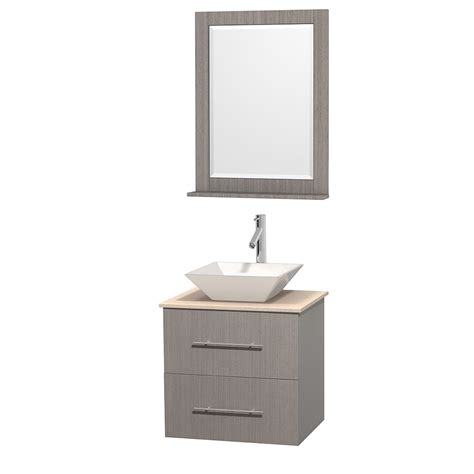 centra 24 in single vanity in white with solid surfacetop wyndham collection wcvw00924sgoivd2wm24 centra 24 inch