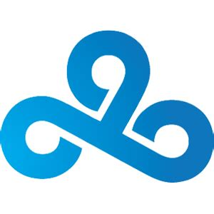 cloud 9 logo color logos of esports bad and
