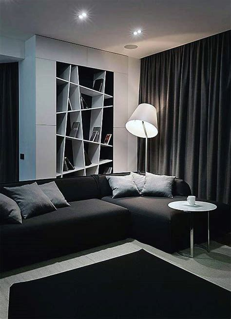 bachelor pad living room ideas  men masculine designs