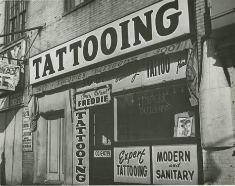tattoo shops long island the history of tattooing in nyc and its 36 year ban 6sqft