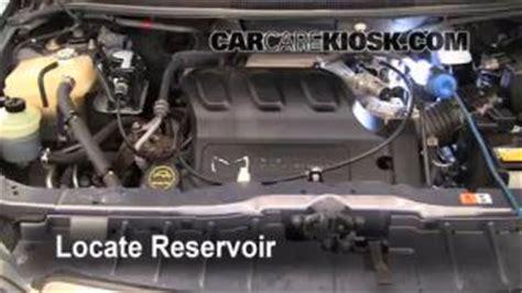 how cars engines work 2006 mazda mpv parking system how to add coolant mazda mpv 2000 2006 2006 mazda mpv lx 3 0l v6
