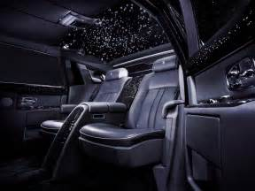Rolls Royce Interior 2013 Rolls Royce Phantom Celestial Luxury Interior G