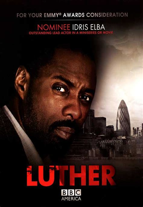 Luther Poster Luther Tv Posters From Poster Shop