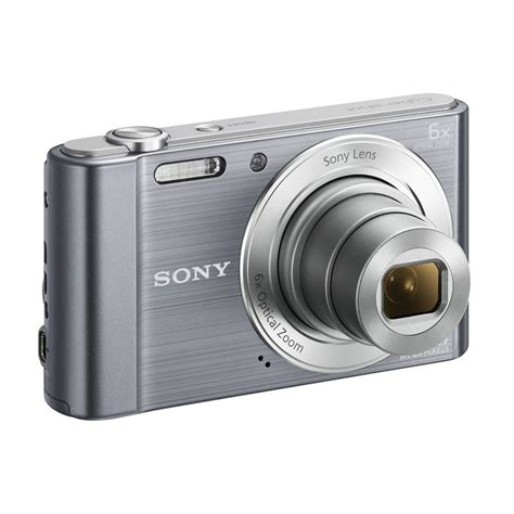 Kamera Pocket Sony W810 Jual Sony Cyber Dsc W810 Kamera Pocket Silver