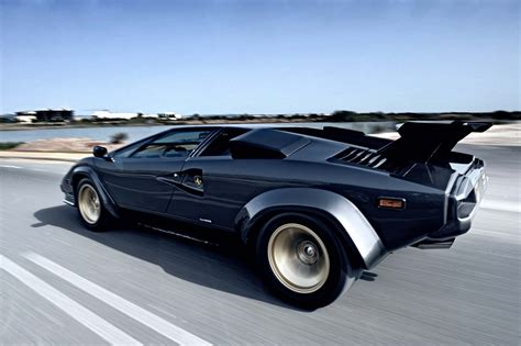 Lamborghini Countach 5000 Quattrovalvole   USA version