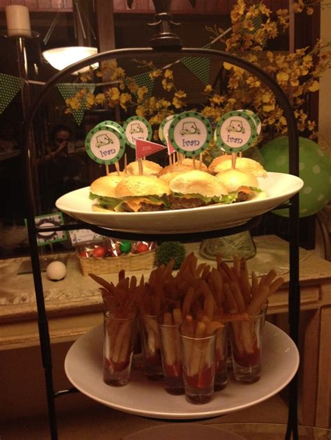 themed party recipes golf themed party food nerium party themes pinterest