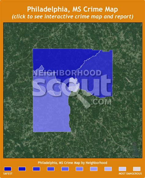 philly crime map philadelphia ms crime rates and statistics neighborhoodscout