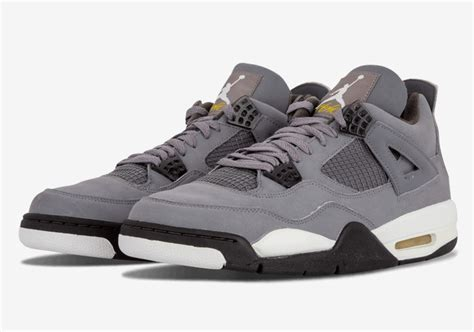 Air 4 Cool Grey Release by 4 Cool Grey 308497 001 2019 Release Date Sneakernews