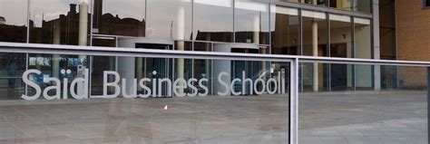 Oxford Said Business School Mba by Oxford Sa 239 D Mbas Win Creative Shock 2016 Metromba