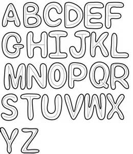 how to draw letters in easy step by step drawing