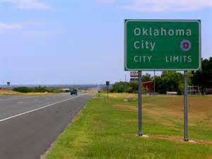 Coty Limits Panoramio Photo Of Oklahoma City Limits