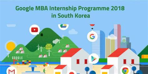 Mba Internship In Canada by Mba Summer Internship Programme 2018 In South Korea
