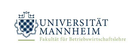 Mannheim Mba Review by Startseite Chair Of Business Administration And