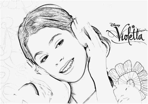 printable coloring pages violetta free coloring pages of violetta e