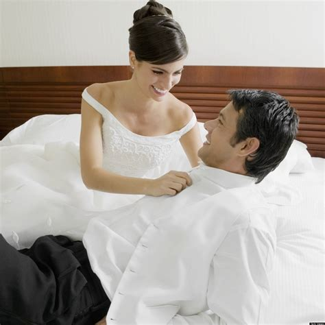 husband and wife bedroom romance wedding night sex readers share stories about their first